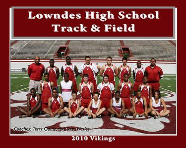 2010 Vikings Track
