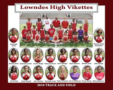 2010 Vikette LHS Track
