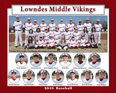 8x10-LMS A Baseball