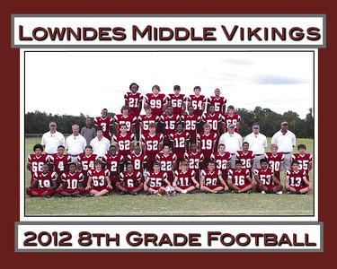 2012 LMS 8th Grade