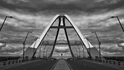 The Lowry Bridge, Minneapolis