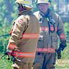 Sewage Treatment Plant Fire