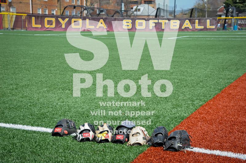 Loyola Softball vs. SIU