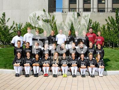 2008 Loyola Women's Soccer Team