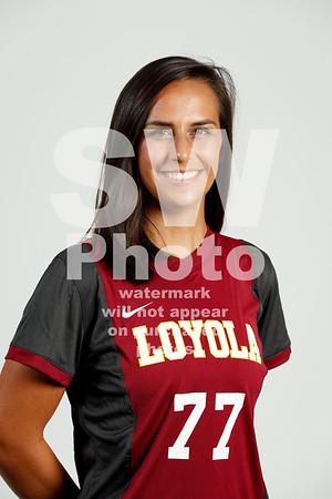 2017 Loyola Women's Soccer Team