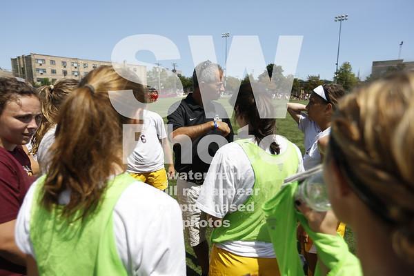 8.11.2012 - Loyola Women's Soccer vs. SIUE