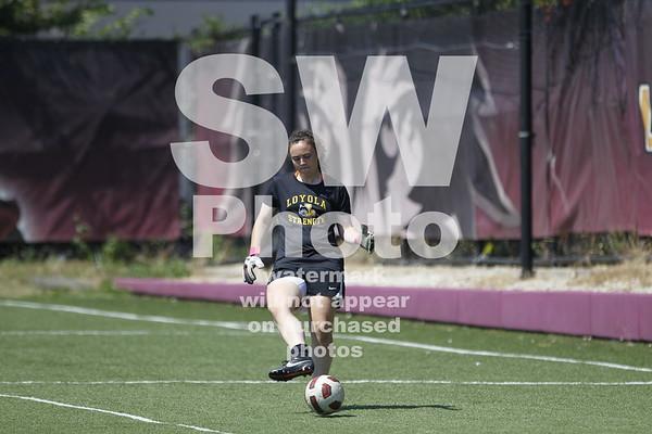 8.18.2013 - Loyola Women's Soccer vs. Valpo