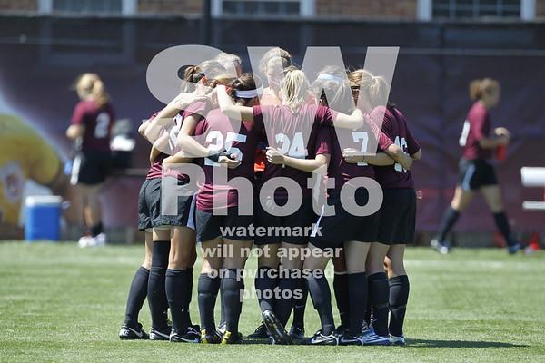 8.21.2011 - Loyola Women's Soccer vs. Gonzaga