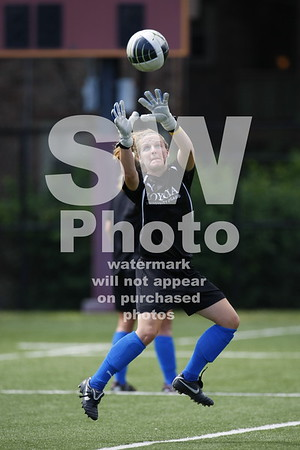 8.22.2010 - Loyola Women's Soccer vs. Idaho State
