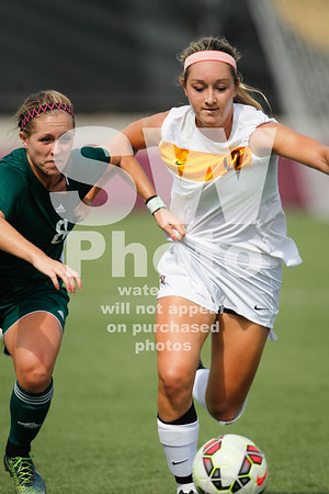 8.30.2015 - Loyola Women's Soccer vs. EMU