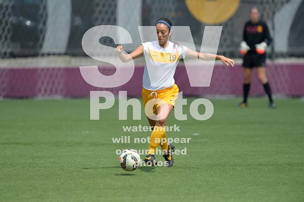 8.31.2014 - Loyola Women's Soccer vs. ASU