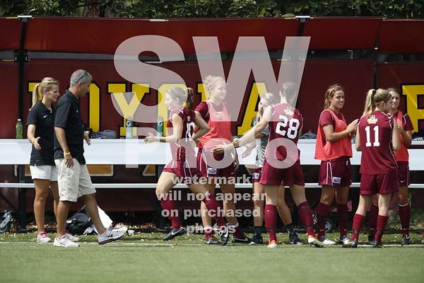 9. 1.2013 - Loyola Women's Soccer vs. IU