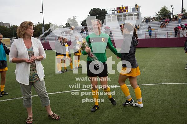 9. 5.2014 - Loyola Women's Soccer vs. WMU