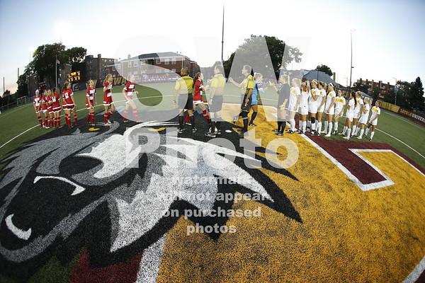 9.12.2016 - Loyola Women's Soccer vs. Wisconsin