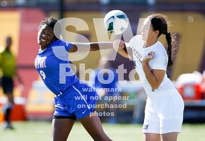 9.22.2013 - Loyola Women's Soccer vs. DePaul