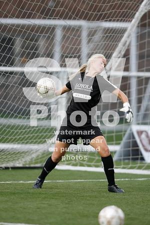 9.27.2009 - Loyola Women's Soccer vs. Valpo