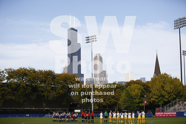 9.28.2014 - Loyola Women's Soccer at UIC