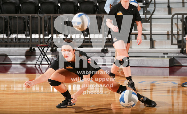 10.11.2014 - Loyola Volleyball vs. Indiana State