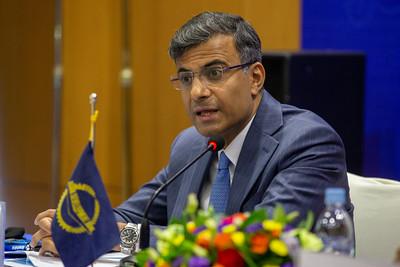 2021 оны есдүгээр сарын 9. Засгийн газрын 2021-2024 оны түншлэлийн хөтөлбөрийн талаар Азийн хөгжлийн банкнаас мэдээлэл хийлээ.    ГЭРЭЛ ЗУРГИЙГ Б.БЯМБА-ОЧИР/MPA