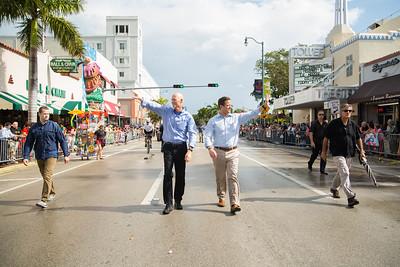 1-10-2016 Miami 3 Kings Parade