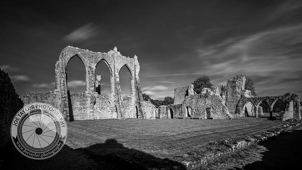 Bayham Old Abbey Arches