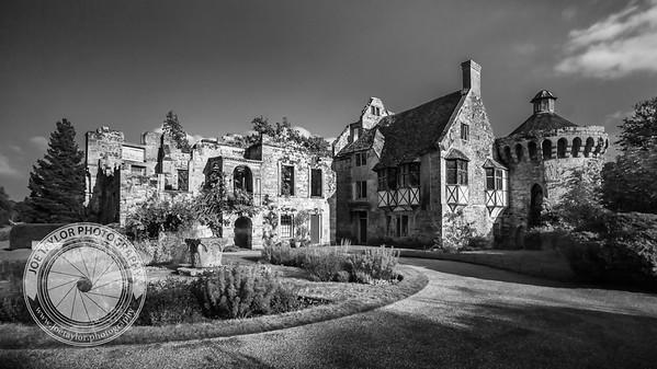 Scotney Castle Interior