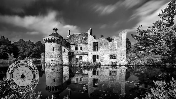 Scotney Castle Back