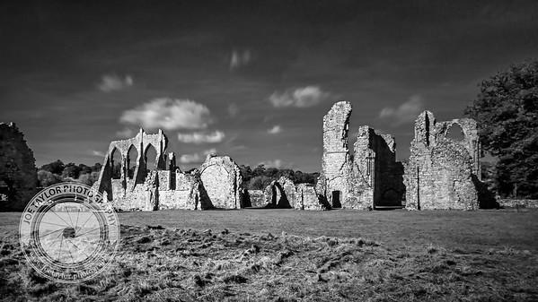 Bayham Old Abbey Ruin