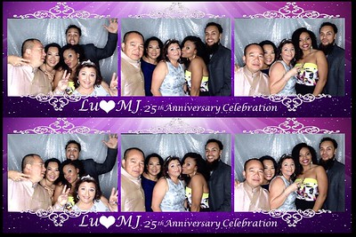 Lu & MJ's 25th Anniversary