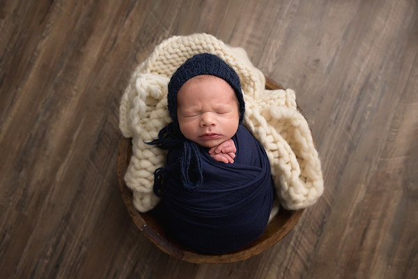 Lucas D. • Newborn