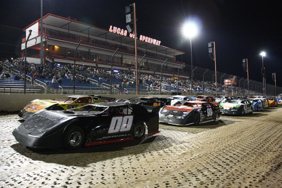 Late Model Field Ready for Action