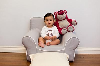 Lucas 11 Months