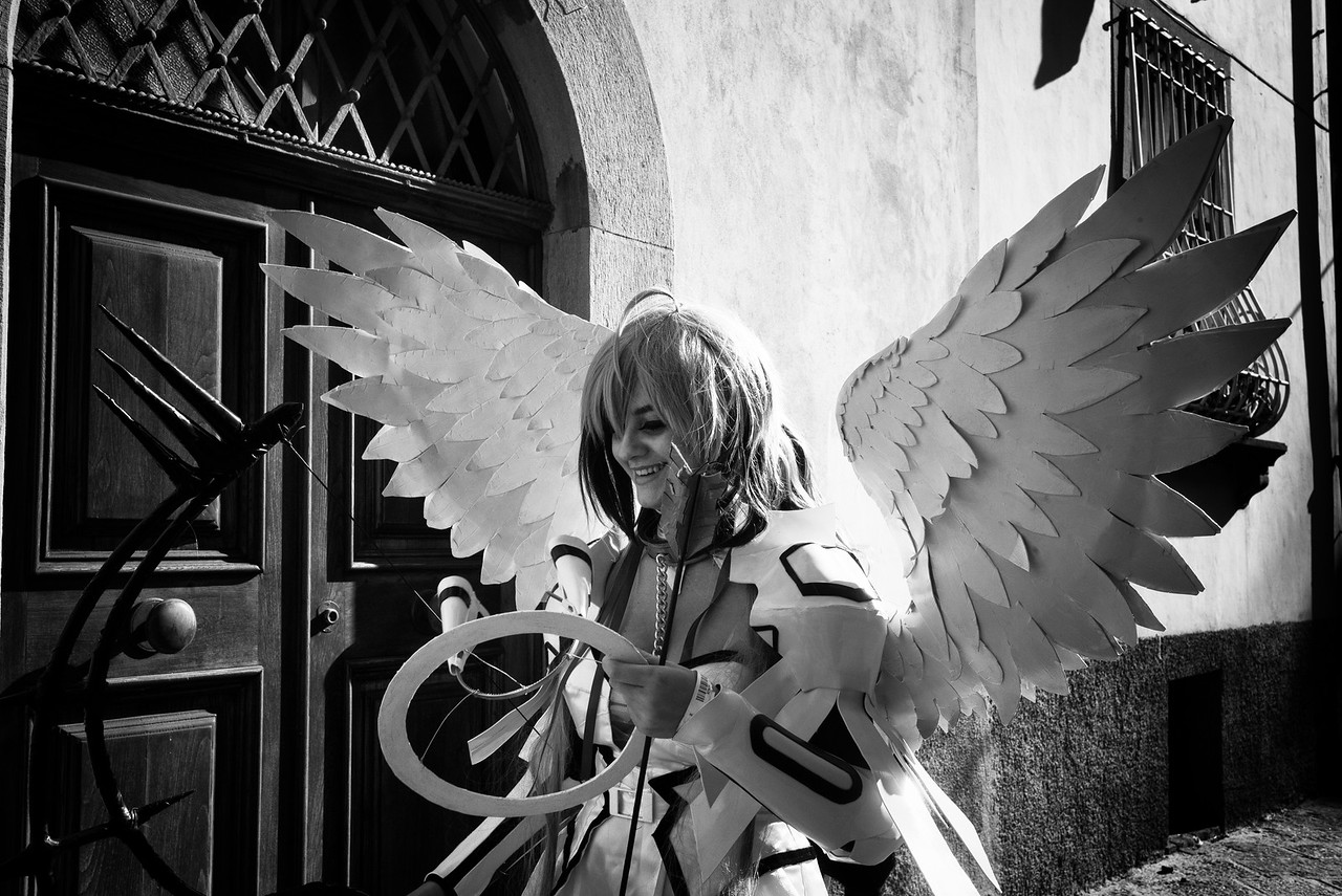 """The new look for the """"Guardian Angels."""""""