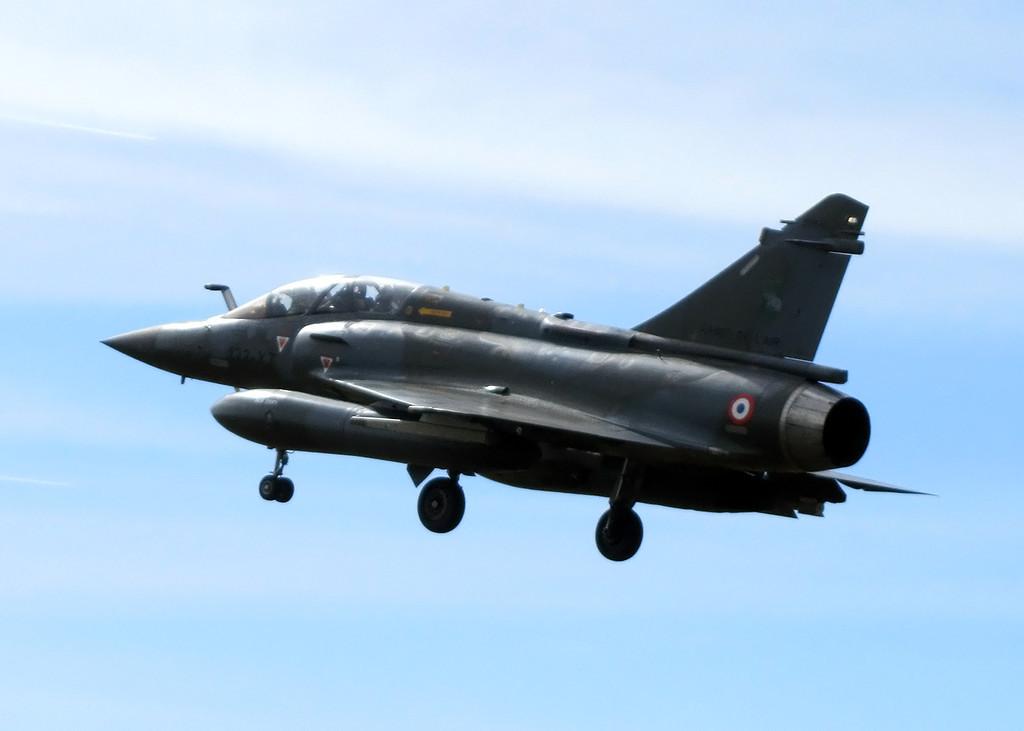 French Air Force Dassault Mirage 2000D 661 133XI