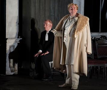ENO Lucia di Lammermoor Clive Bayley Michael Colvin (c) John Snelling