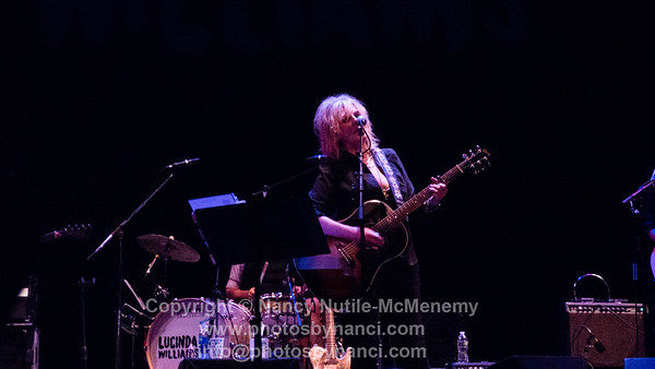 Lucinda Williams AOM