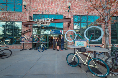 Lucky Bikes Recyclery Mile High Station 10 11 2017-4