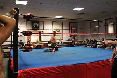 Lucky Pro Wrestling Mayhem April 22, 2017