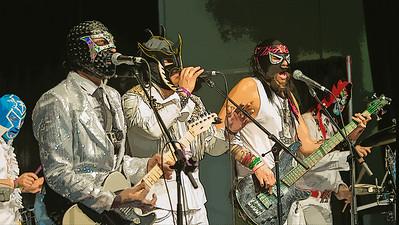 El Conjunto Nueva Ola performs at SXSW 2014 3/14/2014