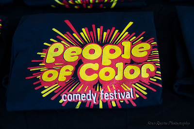 People of Color Comedy Festival Opening night