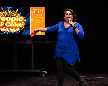 People of Color Comedy Festival Night 2