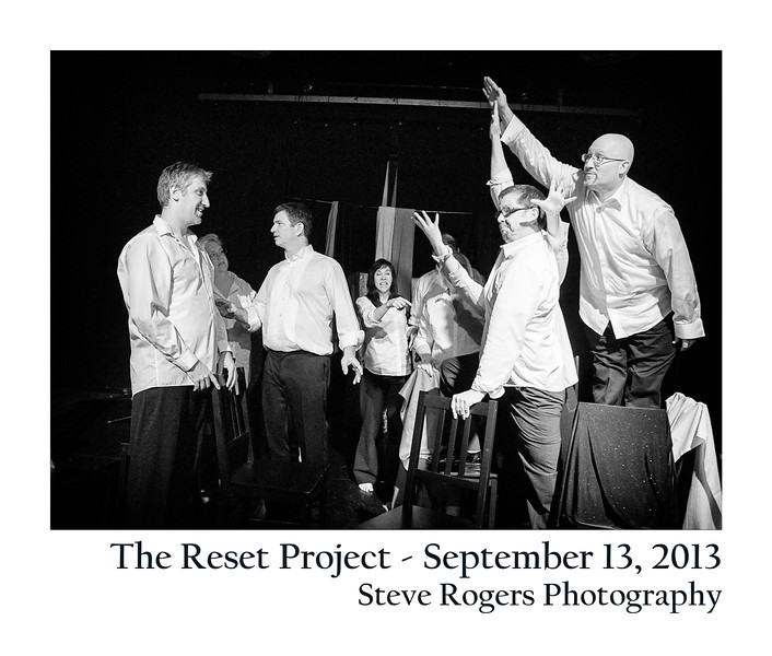 The Reset Project - September 13, 2013