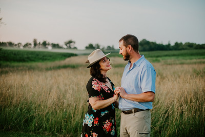 Lucy and Dan's Engagement Photos