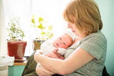 Week 2 (01/29/16) - Grandma visit continues :)