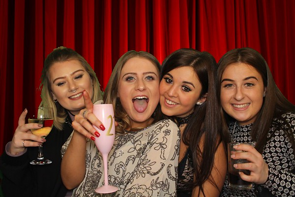 Lucy's 21st