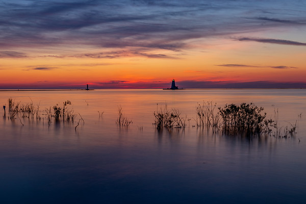 The Afterglow in Ludington