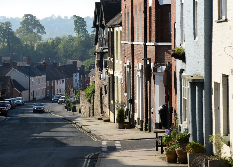 Old Street, Ludlow.