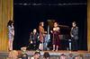 Ludmila, second on rigt; Sheila Ash third on lefts - Ludmila Kisseleva-Eggleton birthday party at Hillside Club, Berkeley, CA