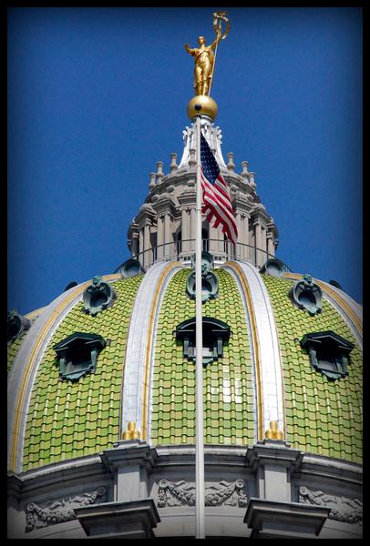 Pennsylvania State Capitol - Harrisburg, PA