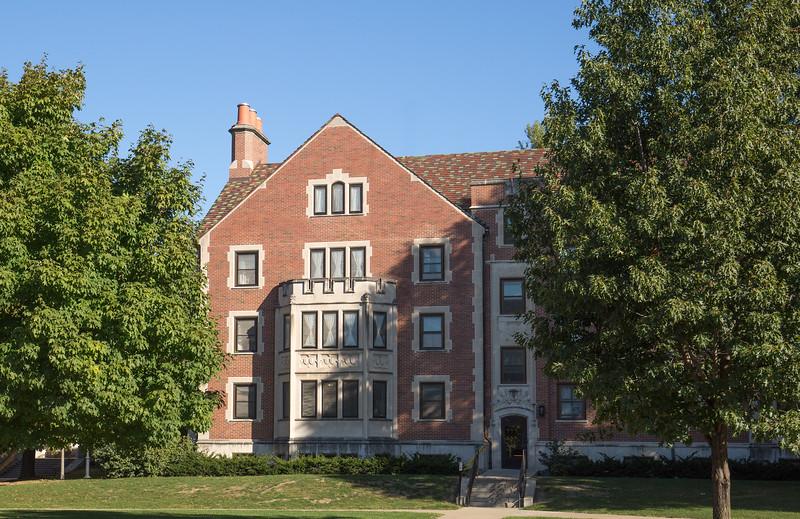 Purdue University - Cary Quad